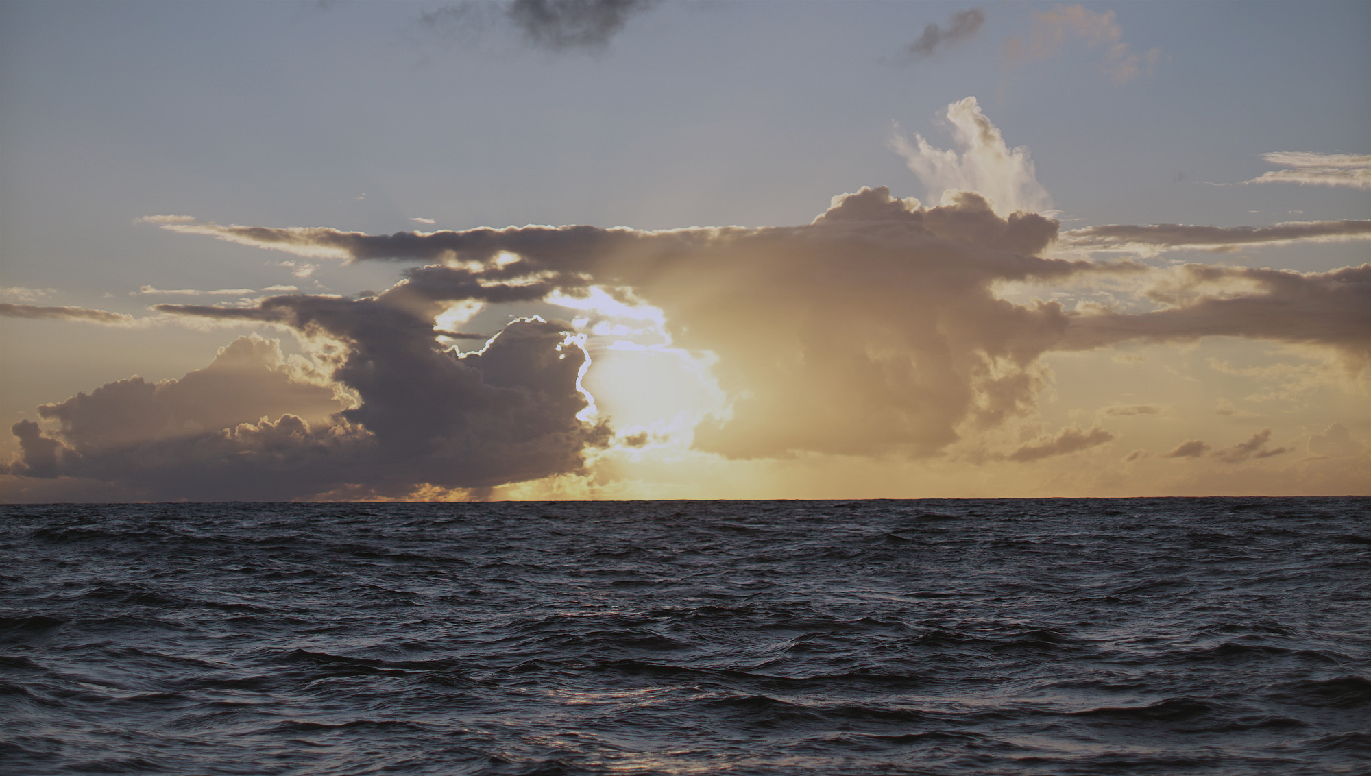 Sunrise by the Marshall Islands picture