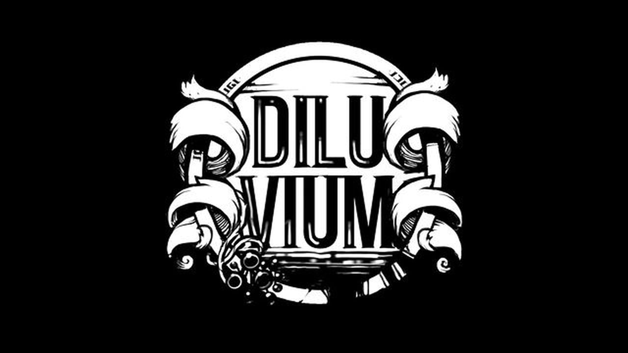 Diluvium was a multiplayer typing tactics game. picture